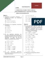 Hoja de Trabajo 1_Ec. Paramétricas