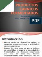 CARNICOS FERMENTADOS