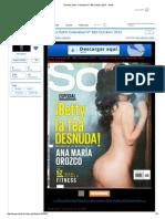 Revista SoHo Colombia Nº 186 Octubre 2015 - Identi