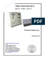 Lab Manual of Pneumatics control
