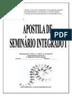 Apostila de seminário integrado 1