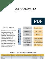 CALIZA.DOLOMITA