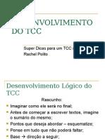 Desenvolvimento Lógico Do Tcc