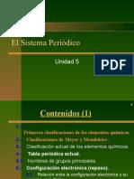 05 Sistema Periódico