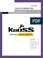 Marketing - 4 p - Cerveza Kross