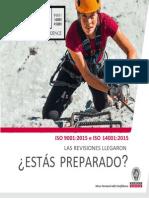 Brochure Transicion Normas Versión 2015