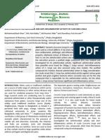 Investigation of Antimicrobial and Anti-Inflammatory Activity of Curcuma Longa