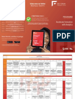 Agenda Sas Forum France 2015