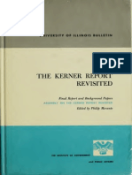 Kerner Report Revisited