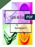 Curso de Excel AVANÇADO PRO [Modo de Compatibilidade]