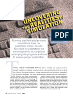 Uncovering the Realities of Simulation, Part 1 (of 1)