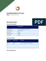 04 Cost Management Process.doc
