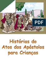 Histórias Do Atos Dos Apóstolos Para Crianças