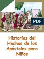 Historias Del Hechos de Los Apóstoles Para Niños