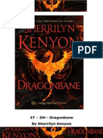 Sherrilyn Kenyon - Dark Hunter 35 Dragonbane