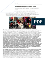 Notas en Torno Al Movimiento Anarquista Chileno Actual - Anarkismo