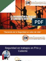 02. Trabajos en Frio y Caliente - Calidda v 2014