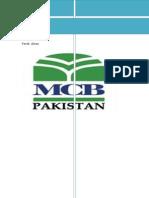 MCB file