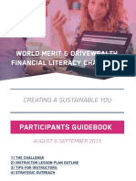 DriveWealth Guidelines Workshop