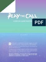 PlayTheCall LivroGM v1.0 16072015