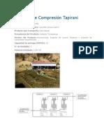 Estación de Compresión Tapirani