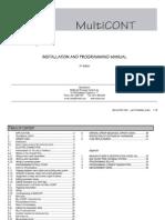 Multicont Transmisor Nivel