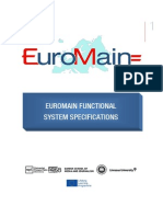 d51_euromain Functional System Specifications