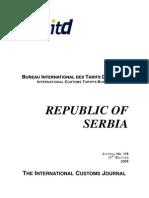Serbia 2008