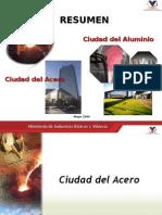 CD. Del Acero y Aluminio