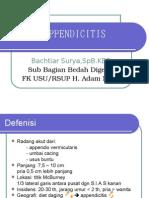 183264565 k 27 Acute Appendicitis Ppt