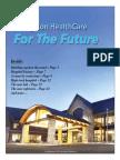 Livingston Health Care Commemorative Edition 2015