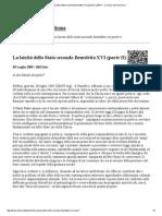 N. Scarpitta - La Laicità Dello Stato Secondo Benedetto XVI_parte2