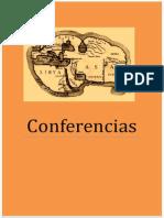 Conferencias I Jornadas Problemas y abordajes de la historia antigua