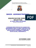 BASES ADS 032-2009