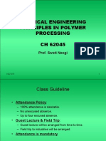 CH62045 Module 1 Polymer Basics 2015