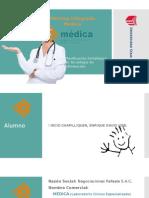 Presentacion- Médica (Enrique Incio Chapilliquen)
