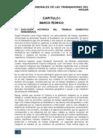 DERECHOS DE LAS TRABAJADORAS DEL HOGAR