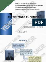 03 Enfrentando El Futuro - Equipo 3 - OCT14