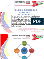 Requisitos de Conformidades Sanitarias 2015