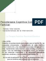 Abordaje Cognitivo Conductual Familiar
