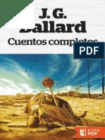Cuentos Completos - J. G. Ballard