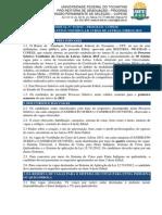 Edital 01 2015 - Abertura (Vest Letras Libras 2015)