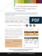 Fundamentals of Management- 7th Canadian Edition