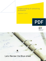 Financial Consulting as a Profession