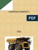 Camiones Mineros i