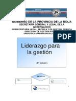 Liderazgo Unidad III 2013