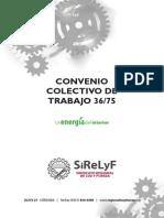 CONVENIO COLECTIVO DE TRABAJO LUZ Y FUERZA CORDOBA