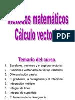 Cal Culo Vectorial