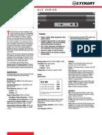 XLS 402 Data Sheet 133617 Original