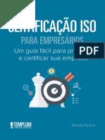 eBook Certificacao Iso Empresarios